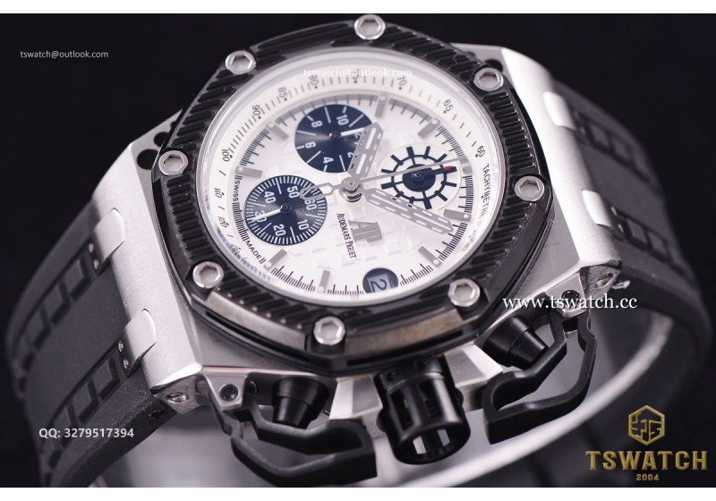 Audemars piguet royal oak offshore survivor replica ap21169 ap royal oak offshore for Royal oak offshore survivor