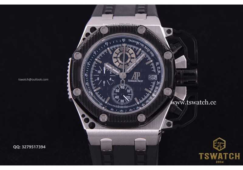 Audemars piguet royal oak offshore survivor replica ap21167 ap royal oak offshore for Royal oak offshore survivor