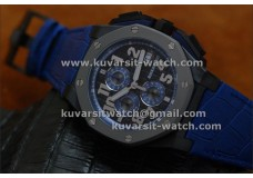 AUDEMARS PIGUET LEBRON JAMES LIMITED EDITION. PVD/BLUE.QC