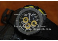 AUDEMARS PIGUET LEBRON JAMES LIMITED EDITION. PVD/YELLOW.QC