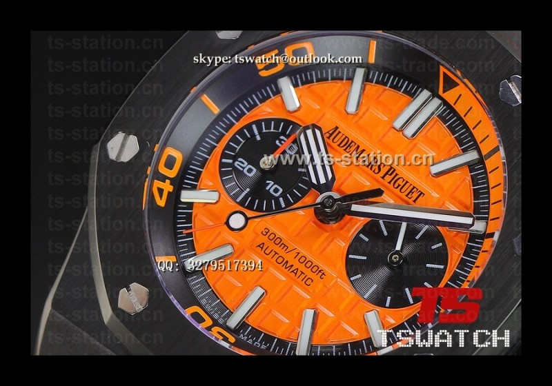 AP19318 - AP Royal Oak Offshore Diver Chronograph JHF SS